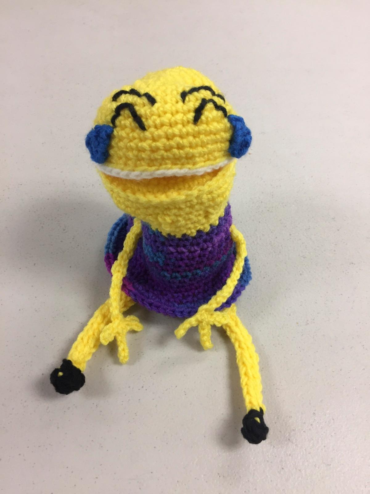 LOL Crochet EmojiPuppet